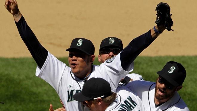 Rays Mariners Baseball
