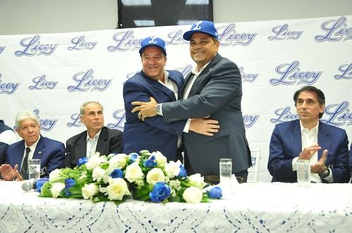 """El Licey no tiene prisa para conocer """"caso"""" Junior Noboa"""